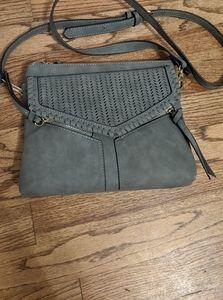 Grey pocketbook
